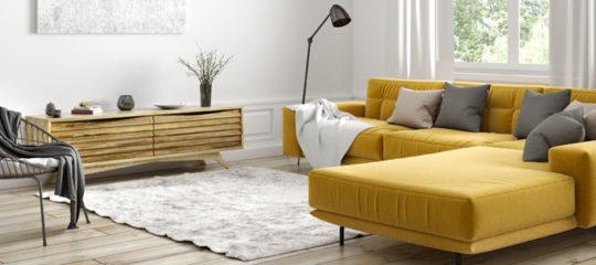 Canape d'angle